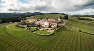 The Remote Winery In Oregon That's Picture Perfect For A Day Trip