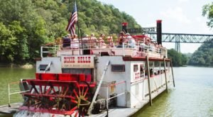 The Riverboat Cruise In Kentucky You Never Knew Existed