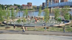 It's Not Hard To See Why Everyone Has Fallen In Love With This Riverfront Park In Cincinnati