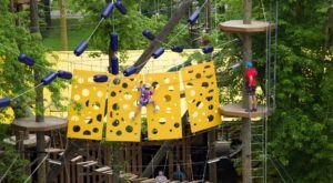 There's An Adventure Park Hiding Near Cincinnati And You Need To Visit