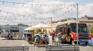 You've Never Experienced Anything Like New Jersey's Epic Food Truck Park
