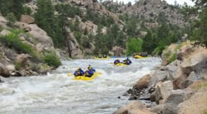 The Insanely Fun Rafting Tour In Colorado Everyone Will Love