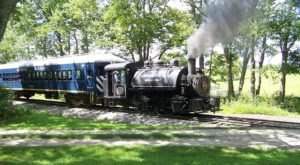 Ride The Rails Through Kentucky's Countryside On This Historic Train