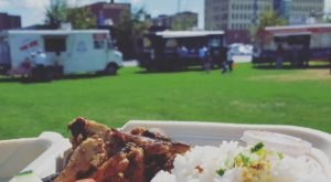 You've Never Experienced Anything Like Ohio's Epic Food Truck Park