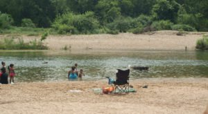 The Top Secret Beach In Texas That Will Make Your Summer Complete