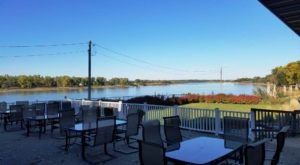 This Secluded Riverfront Restaurant In Nebraska Is One Of The Most Magical Places You'll Ever Eat