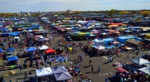 You Could Easily Spend All Weekend At This Enormous Colorado Flea Market