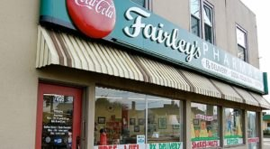 A Trip To This Old Fashioned Soda Fountain In Portland Will Take You Back In Time