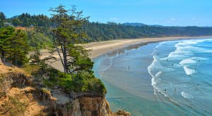 This Gorgeous State Park On The Oregon Coast Is A Beachside Paradise