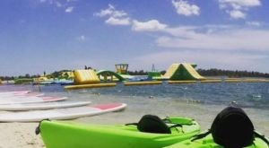 Floridians, You've Got To Check Out This Epic Floating Adventure Park Before Summer Ends