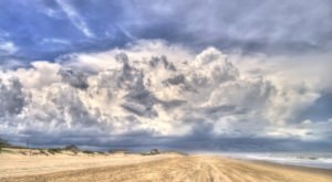 The North Carolina Beach That's Unlike Any Other In The World