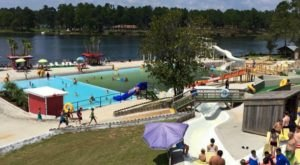 A Visit To This Lakefront Waterpark In Mississippi Will Make Your Summer Complete
