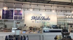 A Delicious Dessert Bar In Pennsylvania, The Milk Shake Factory Is Full Of Delectable Sweets