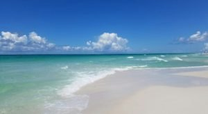 The Natural Beach In Florida That Feels Like Your Own Private Island