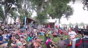 People Come From Around the World To Experience This Epic Wyoming Festival