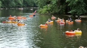 6 Lazy Rivers In Delaware That Are Perfect For Tubing On A Summer's Day