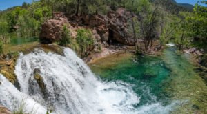 6 Waterfall Swimming Holes In Arizona That Will Make Your Summer Complete