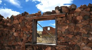 The Truly Grim Reality Of 7 Deserted Ghost Towns In New Mexico