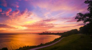 Here Are 9 Stunning Places To Watch The Sun Set In Cleveland That Will Blow You Away