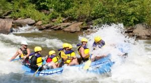 The Insanely Fun Rafting Tour In Tennessee Everyone Will Love
