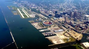 These 12 Aerial Views Of Cleveland Will Leave You Mesmerized