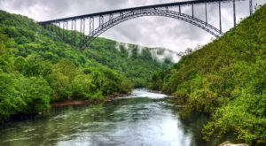 The One Day A Year It Is Legal To Jump Off A Massive Bridge In West Virginia