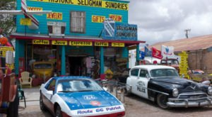 The Small Town Along Route 66 In Arizona With A Story That Will Fascinate You