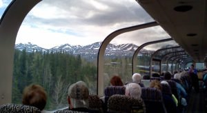 This Amazing Glass-Top Train Ride In Alaska Is Absolutely Gorgeous