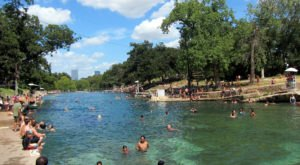 10 Natural Swimming Holes In Texas That Everyone Should Check Out This Summer