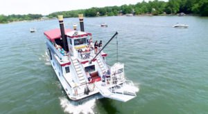 The Riverboat Cruise In North Carolina You Never Knew Existed