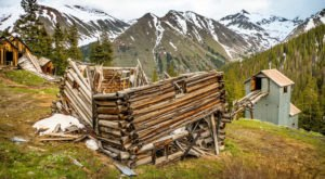 The Story behind Colorado's Abandoned Treasure Mountain Town Will Fascinate You
