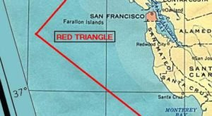 The Story Behind California's Red Triangle Is Terrifying But True