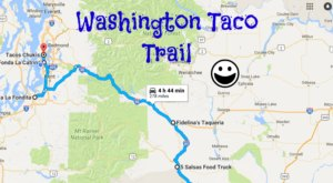 This Amazing Taco Trail In Washington Takes You To 6 Tasty Restaurants
