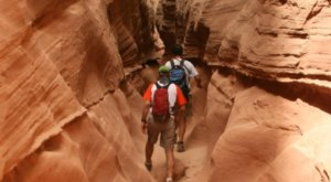 Hike This Utah Slot Canyon For An Epic Adventure