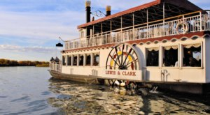 The Riverboat Cruise In North Dakota You Never Knew Existed