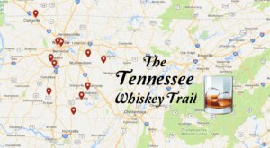 Tennessee Is Now Home To Its Very Own Whiskey Trail And You'll Want To Take It