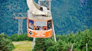 This Mountain Tram Tour In New Hampshire Is An Experience You'll Never Forget