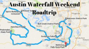 Best Weekend Itinerary For Waterfall Exploration In Austin