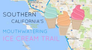 This Mouthwatering Ice Cream Trail In Southern California Is All You've Ever Dreamed Of And More