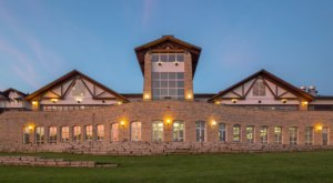 You'll Never Forget A Stay At This Unique Nebraska Lodge