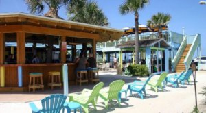 You'll Love The Bird's Eye View At The Golden Lion Cafe, A Beachside Eatery In Florida