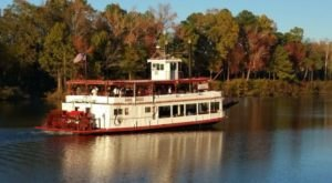 The Riverboat Cruise In Alabama You Never Knew Existed