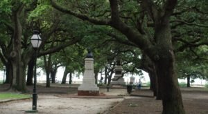 The Sinister Story Behind This Popular South Carolina Park Will Give You Chills