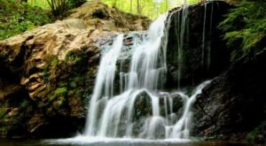 These 5 Breathtaking Waterfalls Are Hiding Around Baltimore