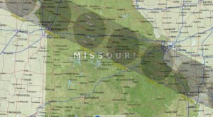 The Incredible Moment When Missouri Will Go Dark That Will Go Down In History