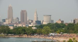 The Cleveland Beach That's Unlike Any Other In The World