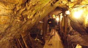 You'll Never Forget A Trip Through This Old Gem Mine In Idaho