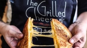 The World's Best Grilled Cheese Can Be Found Right Here In Nashville