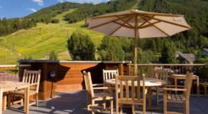 You'll Love This Rooftop Restaurant In Wyoming That's Beyond Gorgeous