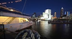 The Riverboat Cruise In Cleveland You Never Knew Existed